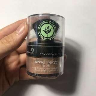 Mineral therapy blush