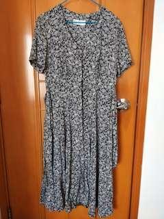 瑪莎連身裙