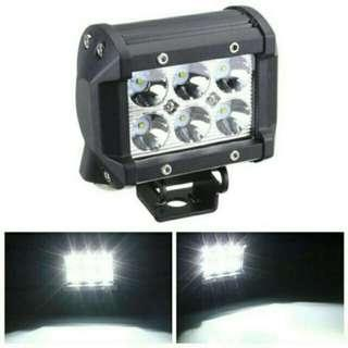 4 inch 18W 6 LED Spot Light