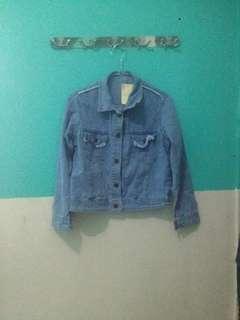 Jacket jeans lae lae