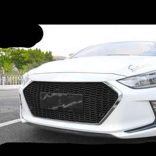 front grill (elantra n other cars)