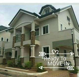 Ready for occupancy Duplex House in Synergy Ville Antipolo near Maia Alta