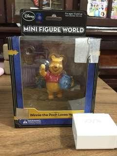 Disney Winnie the Pooh Mini Figure World