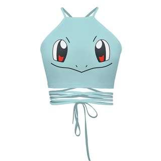 • Preorder • Tumblr Pokemon Squirtle Crop Top