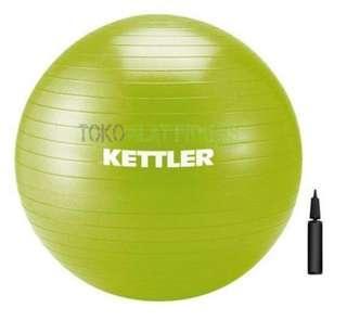 Gym Ball Kettler 65 Cm Hijau