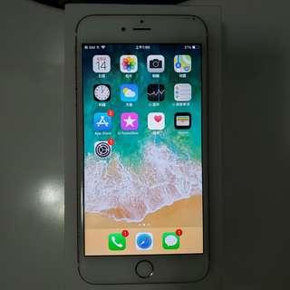 iPhone 6S + plus 16gb rose gold 5.5吋 粉紅 玫瑰金