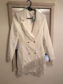 Blazer dress size 8
