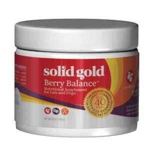 Solid Gold (素力高) 紅莓藍莓精華素 (3.5oz)