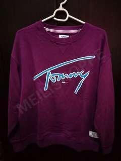 (FREE SF) TOMMY JEANS sweatshirt