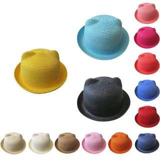 Bowler Hat Boy Girl 2-8years