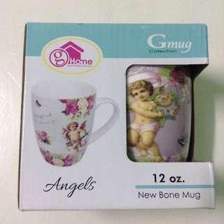 Angel Bone Mug