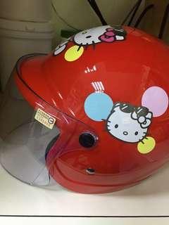🚚 Kitty 兒童安全帽