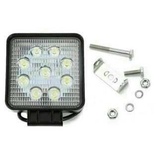 27W Car LED off road work light spotlight