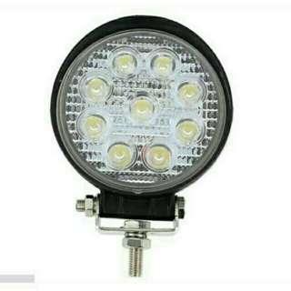 4 Inch 27W LED Work Light Bar 12V