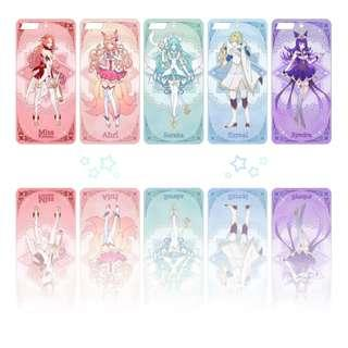 League of Legends Star Guardian iPhone Mobile Phone Case