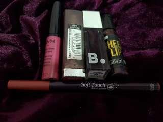 lipsticks bundle