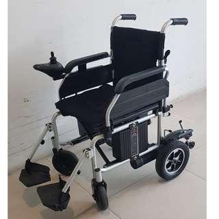 Ultra Light Electric Wheelchair