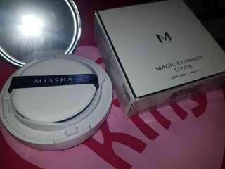 Missha bb magic cushion