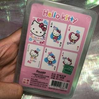 🚚 Hello kitty 撲克牌🌸