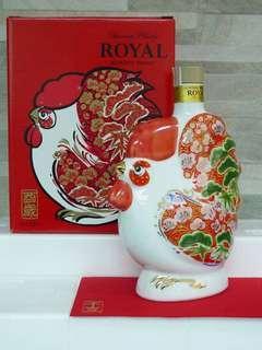 日本 Royal 雞生肖威士忌