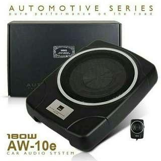 "MBQ AUDIO AW-10E 10"" Active Woofer"