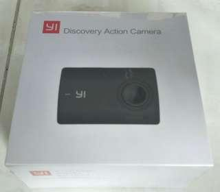 Brand New Sealed Yi Discovery Action Camera