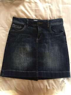 Almost new Just Jeans denim skirt