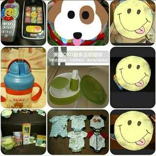 🚚 免運費寶寶玩具商品(賣場內有各別價格)