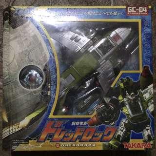 Transformers Dreadrock GC-04 Galaxy Force