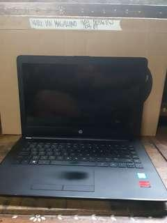HP LAPTOP 14-bsOxx Intel i3 @18K only