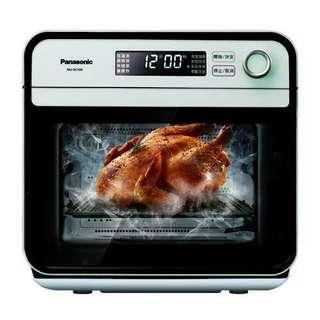 破盤價8888元限量20台Panasonic國際牌蒸氣烘烤爐NU-SC100