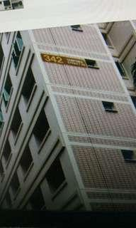 4A Blk 342 Tampines St 33