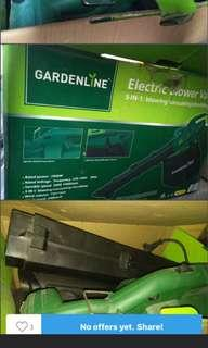 gardeline vacuum cleaner