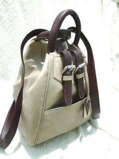 Gotosovie Sophie go to sovie multifungsi tas 3in1 backpack shoulder han bag