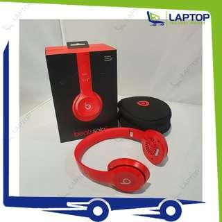 Beats Solo 2 RED [DEMO Set]