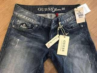 Guess embroidery jeans