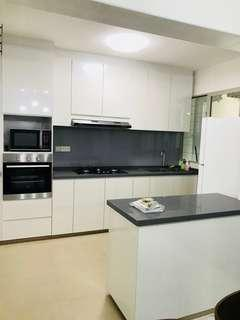 BTO Kitchen Carpentry Package $2400 only. Direct Price!