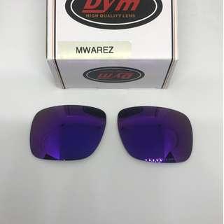 7b7d33c9c3 HOLBROOK Purple POLARIZED DYM REPLACEMENT LENSE for Oakley Holbrook  Sunglasses