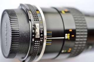 Micro-Nikkor 55mm f2.8