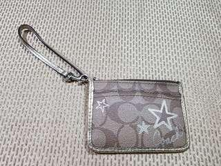 Authentic Coach Purse and Key Holder
