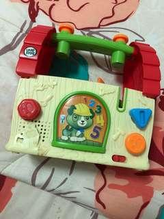 Authentic LeapFrog Build & Discover Tool Set