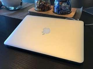 MacBook Pro 13 retina early 2015