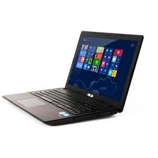 ASUS X551M (Intel Celeron Quad Core 1.86GHz)