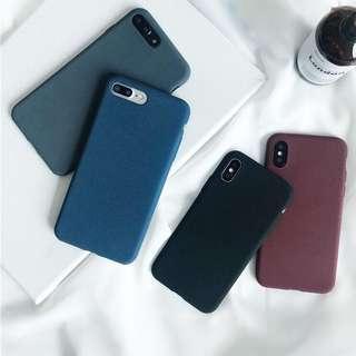 • Preorder • Basic iPhone Casings