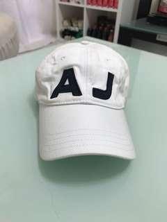 (Authentic) ARMANI JEANS unisex baseball cap