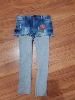 Jeans legging anak