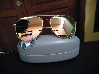 Mirror + Polarized Sunglasses