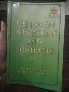 Law Book - ObliCon