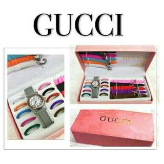 Gucci Set Ladies Watch