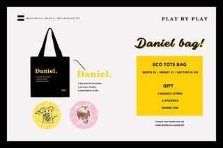 SG GO] PBP Tote bag by @playbyplay1210
